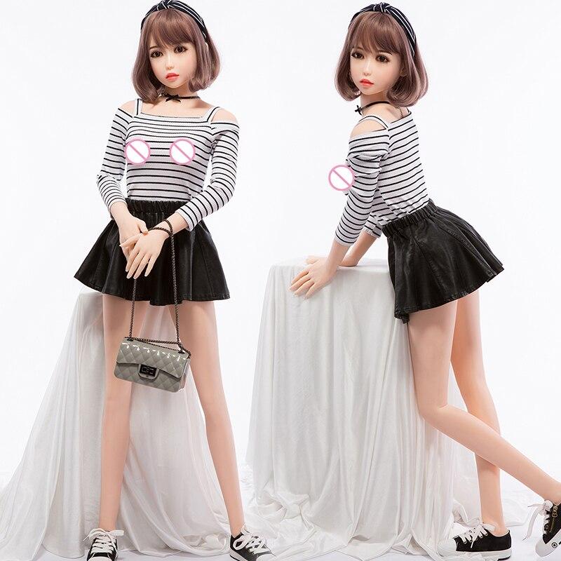 HDK Bambole Del Sesso Del Silicone Reale Culo Figa Realistico a Grandezza naturale Della Vagina grandi Botti Love Doll Giocattoli Adulti Del Sesso Giapponese Bambola del sesso stupido