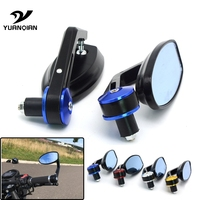 1 Set Folding Motorcycle 7/8 22mm Handlebar End Side Rearview MirrorsFor Ducati MTS1000SDS/MTS1000DS MTS1000 MS1100 S DS SDS