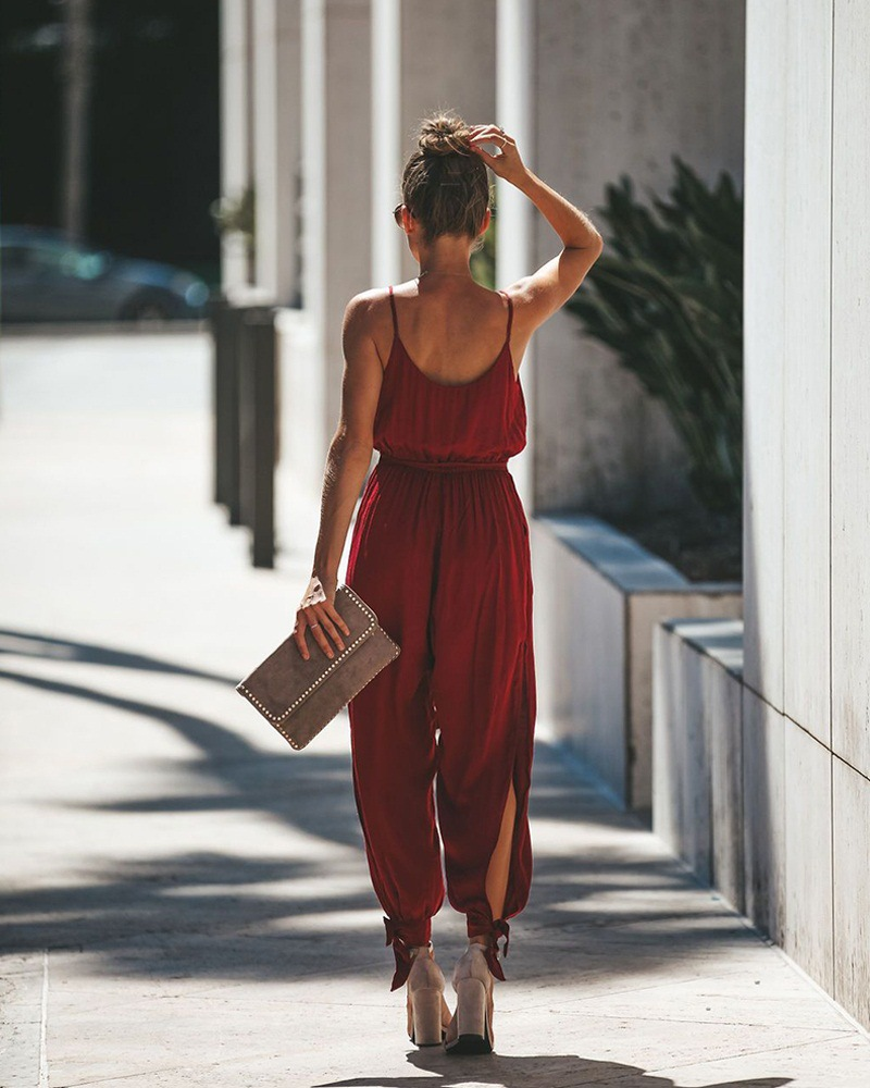 hot new trends 2019 womens jumpsuits plus size bodysuit <font><b>festival</b></font> clothing <font><b>sexy</b></font> print jumpsuits black fashion streetwear white image
