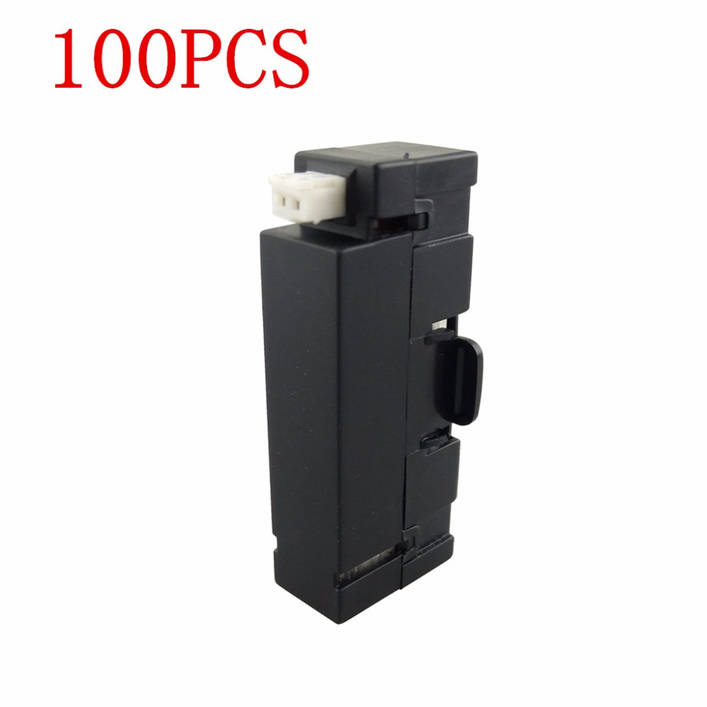 100PCS H37 mini helicopter spare parts UAV lithium battery With H37mini Folding four-axis aircraft Wholesale cheap 3pcs battery and european regulation charger with 1 cable 3 line for mjx b3 helicopter 7 4v 1800mah 25c aircraft parts xt30