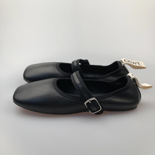 2019 Spring women Flat shoes New arrival fashion style  sheep leather upper soft flats lining rubber outsole
