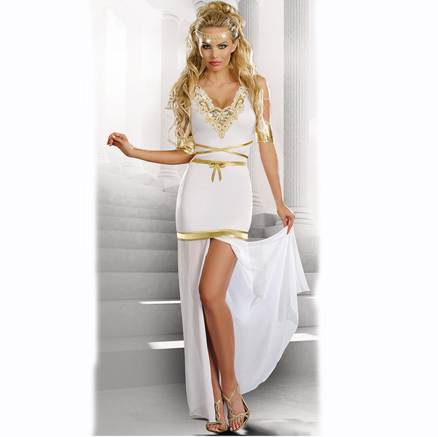 c2950d84f Sexy Womenu0027s Arab Queen Of Egypt Cleopatra Costume Fancy Dress Clothes  Halloween Egyptian Costume Ethnic Clothing Sc 1 St AliExpress.com
