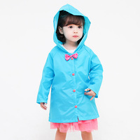 New Fashion Kids Raincoat Boys Rain Coat Children Waterproof Rain Coat Rain Gear Raincoats For Girls
