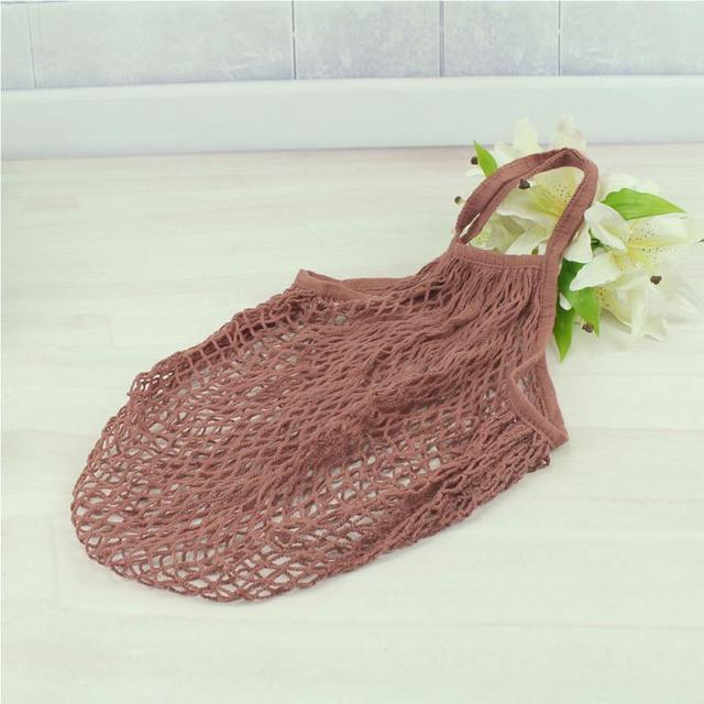 Reusable Mesh Net Shopping Bag