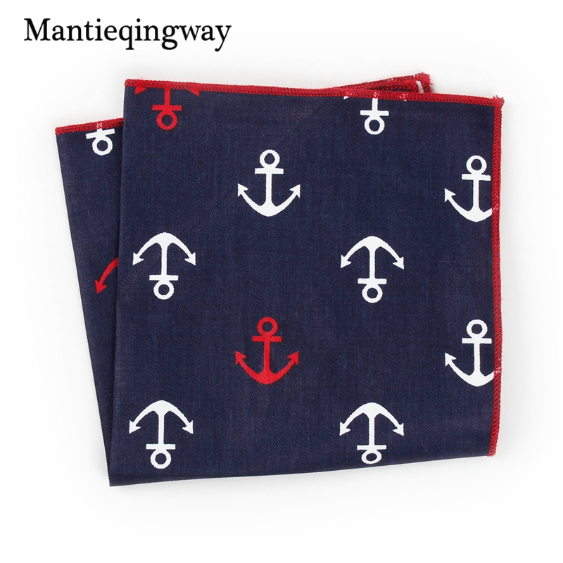 Mantieqingway Mens Brand Design 24*24cm Pocket Square Wedding Party Business Handkerchief For Men Suits Gift Classic Towel Hanky