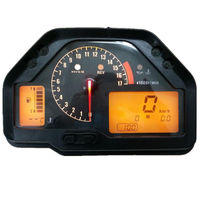 ZXMT LCD KM/H Speedometer Gauges Cluster Tachometer Odometer Instrument Assembly For HONDA CBR 600 RR F5 2003 2006 2004 2005