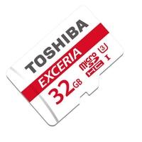 Toshiba 32GB Memory Card Micro SD Card Class10 UHS 1 SDHC Flash Cards Memory Microsd For