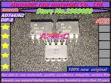Aoweziic 100% nieuwe geïmporteerde originele AD744JNZ AD744JN DIP 8 Versterker chip