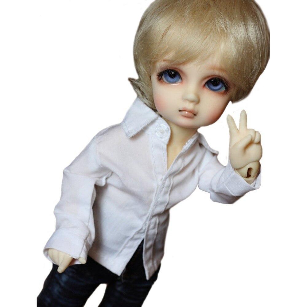 "New 1//8 Boys BJD SD Doll Wig Dollfie 5/"" DZ DOD LUTS Bjd Doll Short Wig"