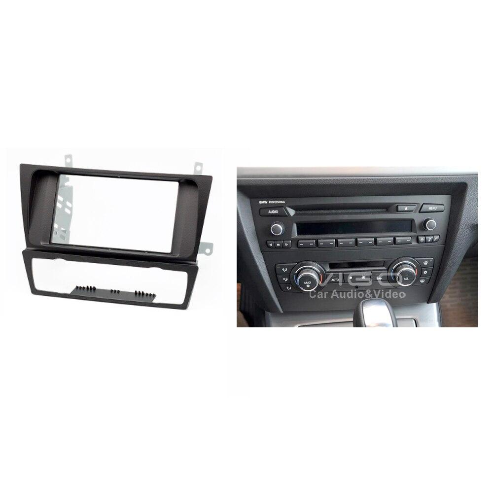 11 125 car radio facia for bmw 3 series e90 e91 e92 e93. Black Bedroom Furniture Sets. Home Design Ideas