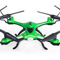 JJRC H31 2.4G 4CH 6-Axis Gyro RC Quadcopter Drone Con Una Tecla de Retorno Blanco Verde