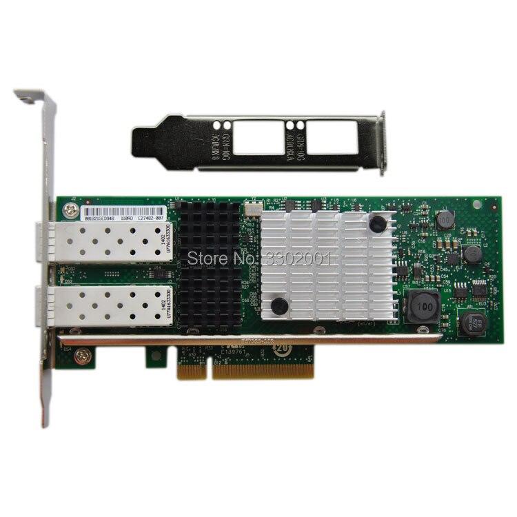 E10G42AFDA Intel 10GBE 2 Port NIC Network Card