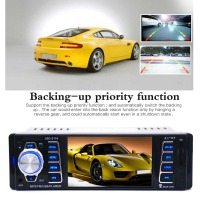 1Din 4 inch Touchscreen Car MP5 Video Player Auto Audio Stereo Radio withBluetooth Steering wheel Control MP3 Players