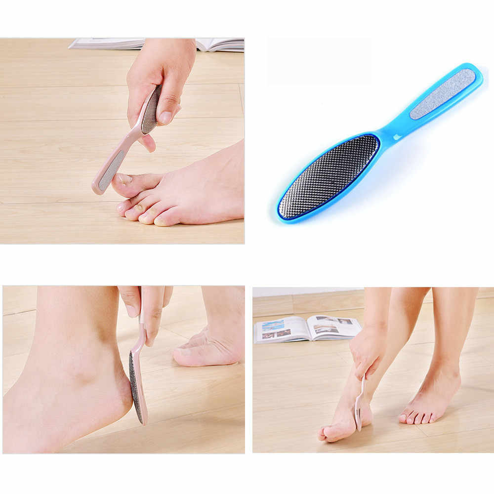 1 Pcs strumento di pedicure pedicure in metallo può essere biologico pedicure callo del piede di cura di pelle morta #