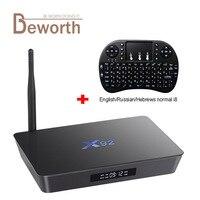X92 3GB 16GB Amlogic S912 Octa Core Android 6 0 Smart TV Box CPU Kodi 16