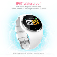 LIGE 2019 New Smart Watch Men Women Heart Rate Blood Pressure Monitor Sport Smart Watch Fitness Tracker Bracelet For Android IOS(China)
