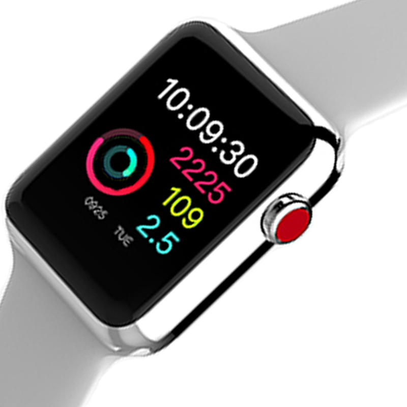 Bluetooth Smart Watch Series 3 SmartWatch Case for Apple iOS iPhone Android Smart Phone vs Huawei Apple Watch v360 smart watch for apple iphone huawei android ios smartwatch with siri function update dm360 support dutch hebrew t0