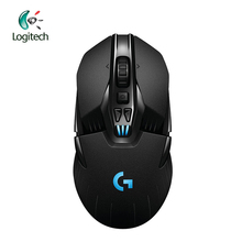 Logitech G900 Wired/Wireless Gaming Mouse Laptop Gamer Genuine Optical 12000DPI Ergonomic Chaos Spectrum Official Agency Test