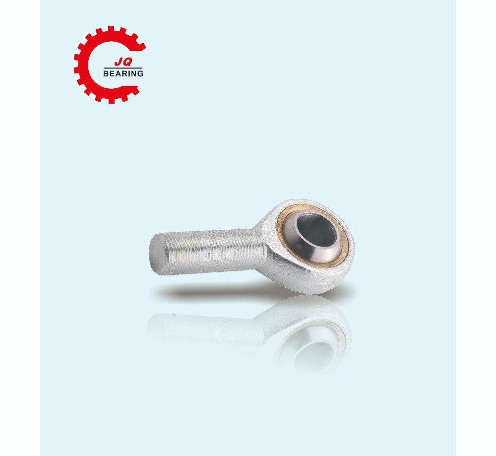 Купить с кэшбэком JQ Bearings 10MM SI10-1T/K SI10-1 SI10 Rod End Joint Bearing Metric Female Right Hand Thread M10X1.25mm Rod End Bearing