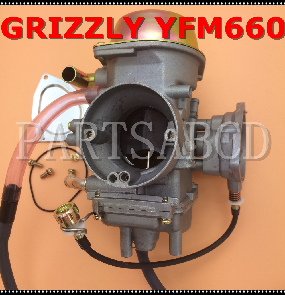 partsabcd carburetor for yamaha grizzly 660 yfm660 2002 2003 2004 2005 2006 2007 2008 atv in atv parts accessories from automobiles motorcycles on  [ 1000 x 1037 Pixel ]