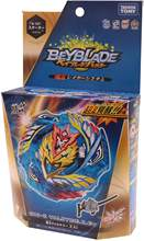 Genuine Tomy Beyblade BURST B-123 B-124 b-128 set Booster B-115 B-125 B-106 B-113 Starter B-100 B-117 B-120 B-122 B-127(China)