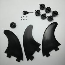 Surfing Fins Leash-Plug-Fin Plugs-Screw Accessories Thrusters Fcs G5 with Key Key