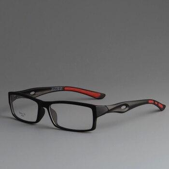 876f40aa1e Vazrobe deportes gafas de Marco hombres TR90 gafas de hombre de la luz  Ultra-gafas para hombre estilo gafas óptica