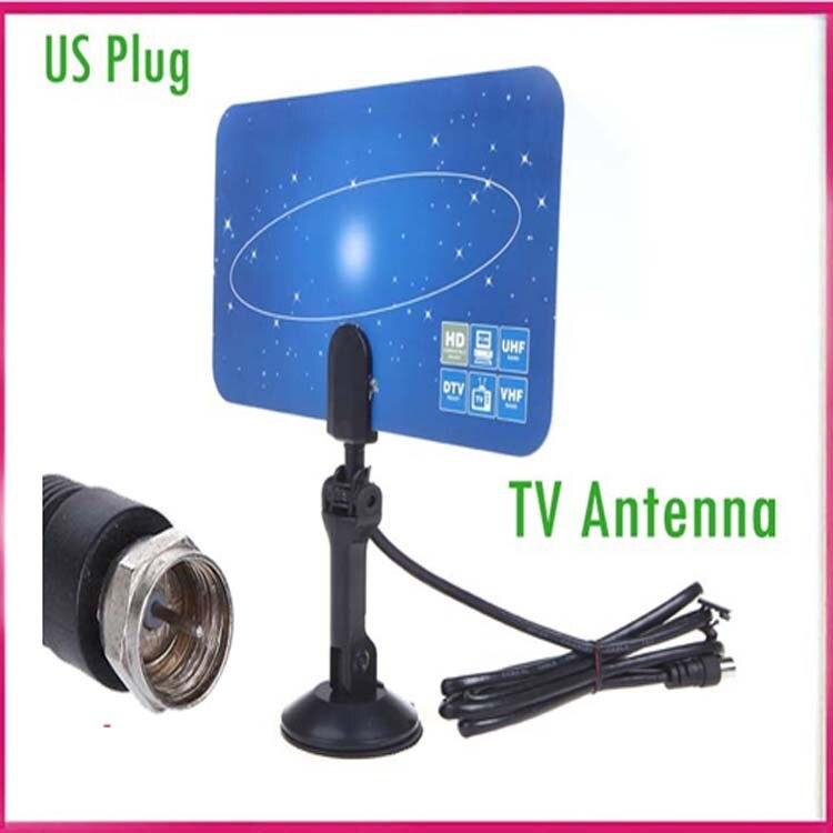 Aliexpress Com Buy Us Plug Digital Indoor Tv Antenna