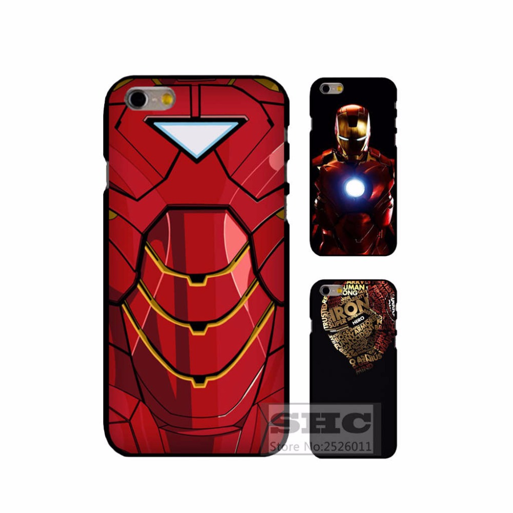 Iron Man Phone Case Iphone