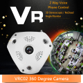 Camera 360 Degree Panoramic Camera HD 960P Wifi IP P2P Camera VR Video Night Vision Security Surveillance System Camera