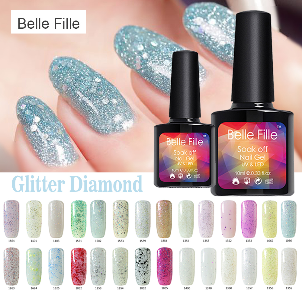 Buy uv diamond nails gel colors and get free shipping on AliExpress.com