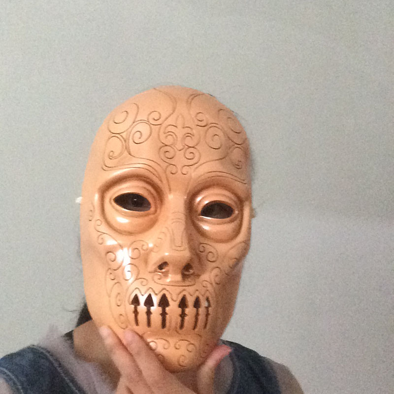 High Quality Resin Collection Cos Harry Potter Death Eaters Mask
