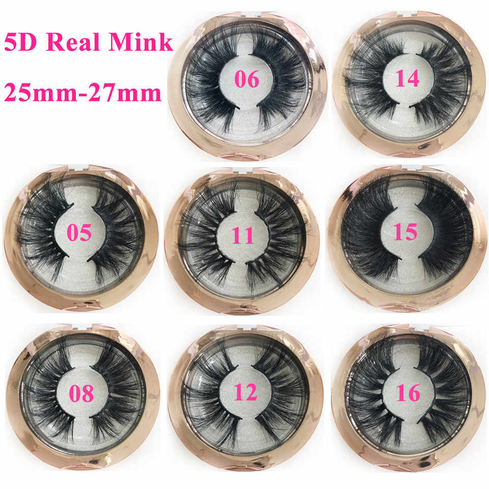 3D Nerz Wimpern 25mm Falsche Wimpern Mit Private Label Großhandel 100% Hand Made Lange Nerz Wimpern Machen Up Anbieter girlglee