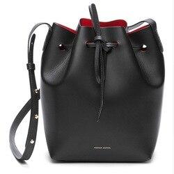 Mansur gavriel bucket bag women pu leather string shoulder bag luxury bags famous designer with logo.jpg 250x250