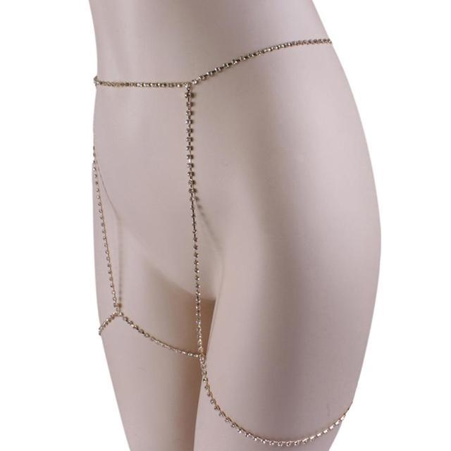 Waist Belly & Leg Unique Thigh Jewelry