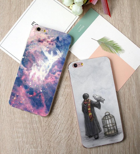 a0dc1ede2a Dhl Hogwarts Train Ticket owl and book harry potter Hard PC Phone Case Cover  For iPhone 5 5S SE 6 6S Plus 7 7Plus 8 8Plus X
