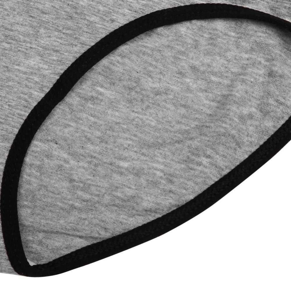 Bawełniana bielizna ciążowa w kształcie litery U niskiej talii figi ciążowe dla kobiet w ciąży Plus rozmiar majtek ubrania