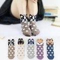 Korean Fashion Meias Coloridas Character Dots Pug Socks Warm  Cotton Meias Pugs Dog Skarpetki Damskie Pokemon Animal Sock