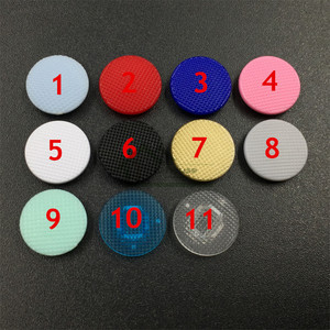 Image 4 - 3 x High Quality 3D Analog Joystick Cap For PSP1000 PSP 1000 Game Console Replacement 17 Colors Optional