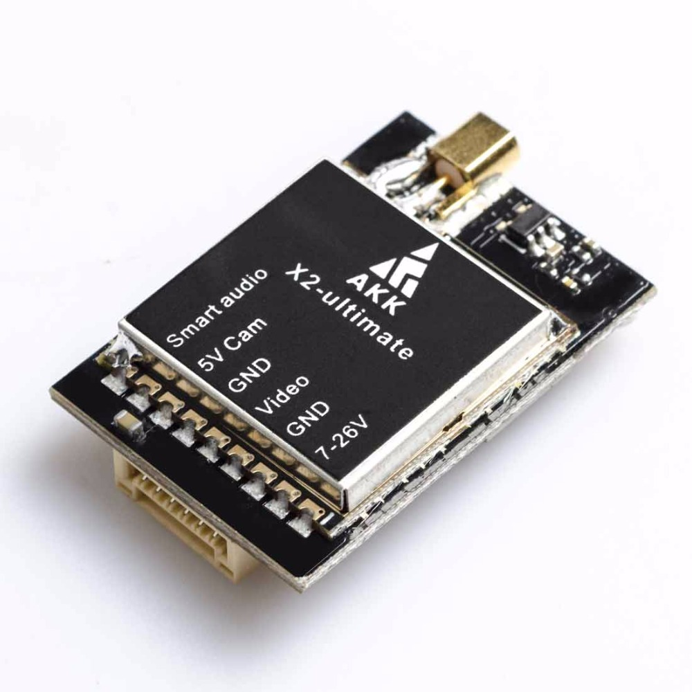 Image 5 - AKK X2 ultimate 5.8GHz VTX Support OSD Configuring Upgraded Long Range Version-in Parts & Accessories from Toys & Hobbies