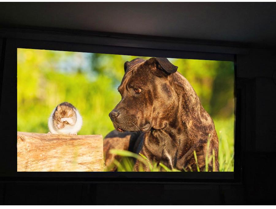 AODIN M9 mini Projector Smart Multi-touch screen1G+32G LED Portable Projectors DLP 300 lumen 5000mAh Battery HD Pocket Projector-22