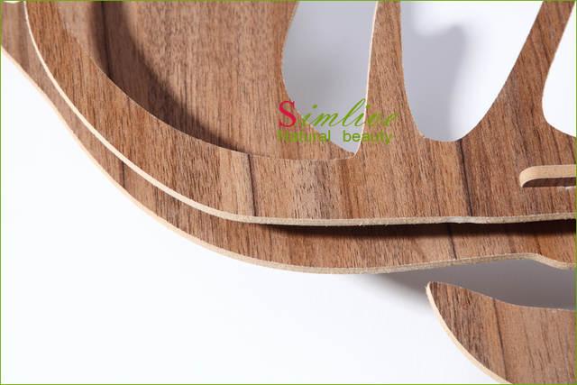 Online Shop Nodic Direct Sell Europe Style Diy Wooden Reindeer Head