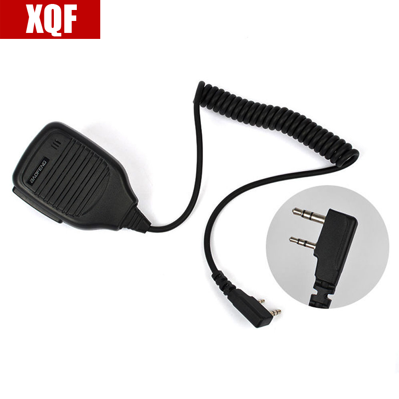 XQF BAOFENG Speaker Microphone For Ham Two Way Radio Walkie / Talkie UV5R GT3 888s