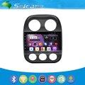 Seicane 10.2 Pulgadas Android 6.0 GPS de Navegación Para 2014 2015 Jeep brújula con Pantalla Táctil de radio Bluetooth TPMS DVR OBD II WiFi