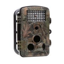Portable Wildlife Hunting Camera 12MP HD Digital Infrared Scouting Trail Camera 850nm IR LED Night Vision Video Recorder