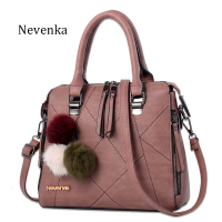 Nevenka New Women Bag Women S Zipper Crossbody Lady Network Sac Scrub Evening Bag Strap HandBag