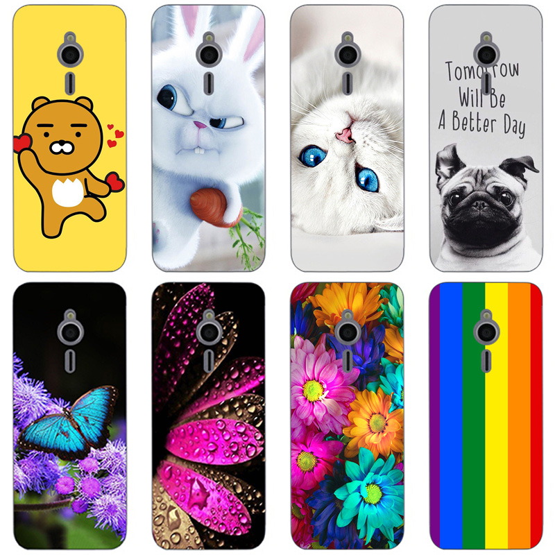 For <font><b>Nokia</b></font> <font><b>230</b></font> Case Silicone Gel TPU Soft Case For Microsoft <font><b>Nokia</b></font> <font><b>230</b></font> Cover Phone Protective Cases Painted Skin Shell N230 Bags image