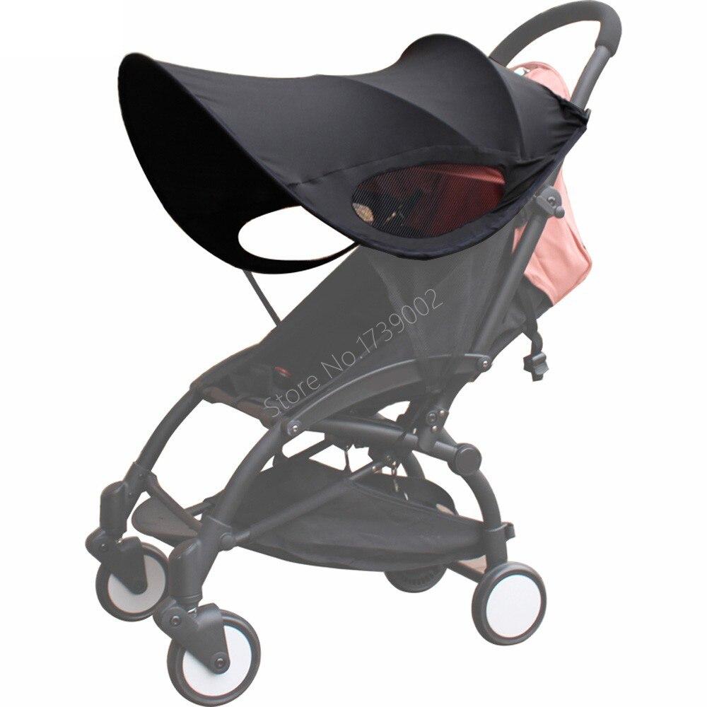 Cubierta del toldo de la sombrilla del cochecito del bebé para Babyzen YOYO YOYA cochecitos Prams Accesorios