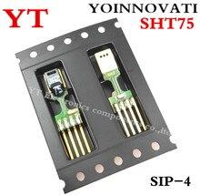 Nowy i oryginalny SENSIRION cyfrowy czujnik wilgotności SHT75 SIP 4 najlepsza jakość