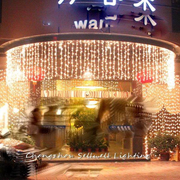2018 Special Offer Christmas Decorations Christmas Tree Great!festival Lighting Yard Hotel Decoration 1*6m Warm Led Light H060 2017 vioslite 2 1m inflatable christmas tree with bag in high quality for festival decoration